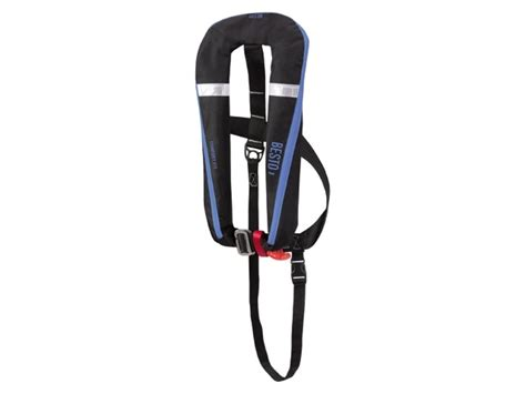 besto reddingsvest test besto reddingsvest comfort fit 165n kleur zwart blauw