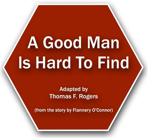 A good man is hard to find analysis morality in media