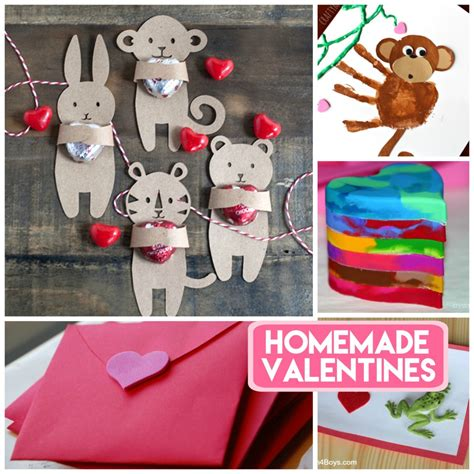 Valentines Handmade - cards for