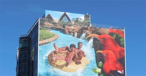film disney hawaii daily billboard disney s giant aulani hawaii resort