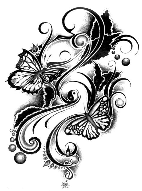 free tribal tattoo designs tribal designs tribal butterfly meaning
