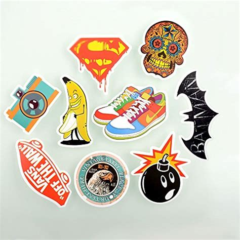 27 Mix Brands Stickers diageng stickers skateboard snowboard vintage vinyl