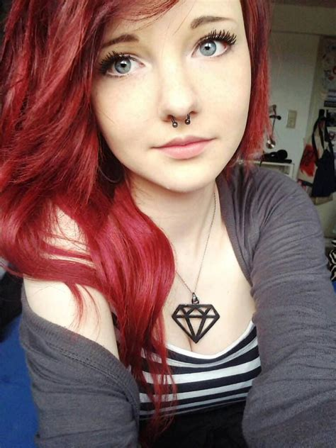 emo hairstyles for redheads 499 best love redhead images on pinterest redheads good