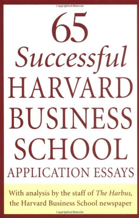Harvard Mba Admissions Essay by How To Write A Statement Of Purpose For Business School