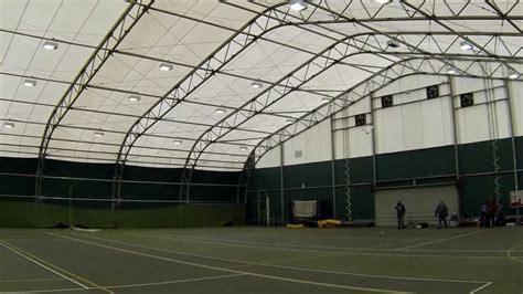 hele school plymouth dynamic foamy ef2000 hele school indoor tennis dome