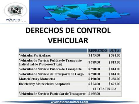 recibo de pago de tenencia vehicular d f 2016 pago de tenencia y derechos de control vehicular estado de