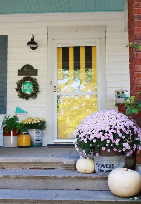 pinterest fall decorations for the home vintage fall decorating ideas robb restyle