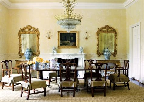formal dining room decor elegant homes decor natural interior design