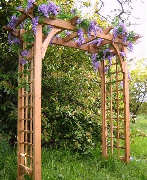 garden arch plans 13 garden arbor ideas to complete your garden aesthetic