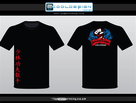 free layout design for tshirt mock up t shirt design for unbound combat karate club t