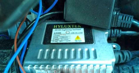 Lu Hid Motor Asli rk motor lu projector hid lu led cree