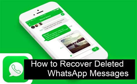 tutorial how to restore deleted whatsapp messages on 4 ways to recover deleted whatsapp messages on iphone 8