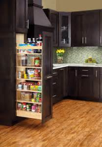 pullout wood pantry