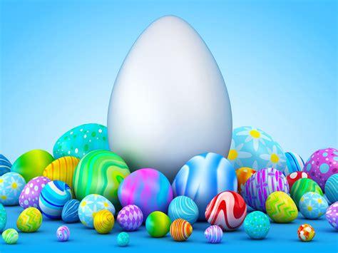 colorful easter eggs colorful easter eggs creative 1125x2436 iphone x