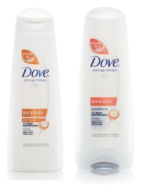 Shoo Dove Nourishing dove hair silk