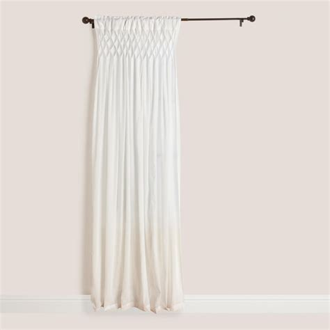 world market smocked curtains 1000 ideas about white smock tops on pinterest cotton