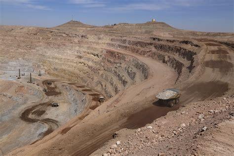 in brief antofagasta minerals centinela plant catches