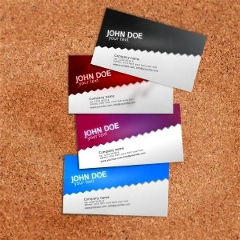 standard business card template standard business card template vector free