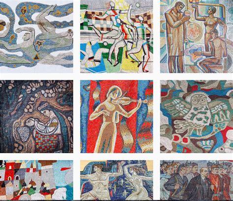 soviet mosaic in ukraine destinations