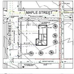 residential site plan 1 project lead the way civil engineering activity 2 3 7
