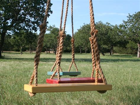 cool swings for trees cool tree swings hgtv