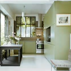 Kitchen Wall Colors 2017 by 51 Green Kitchen Designs Decoholic