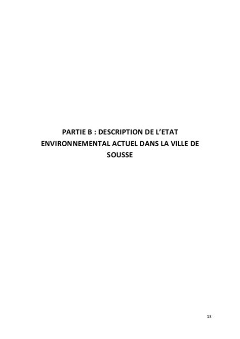 Sdvs rapport pré diagnostic environnement