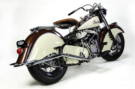 Old Indian Motorrad by Indian Motorcycles Kiwi Indian Motorcycle Company
