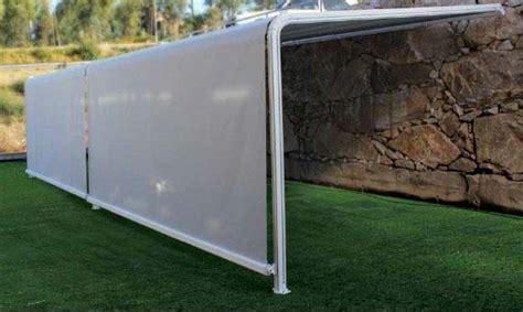 markisen preisliste mobile und verfahrbare windschutzwand als