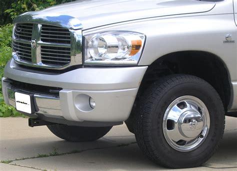 dodge ram front hitch 2006 dodge ram front hitch draw tite