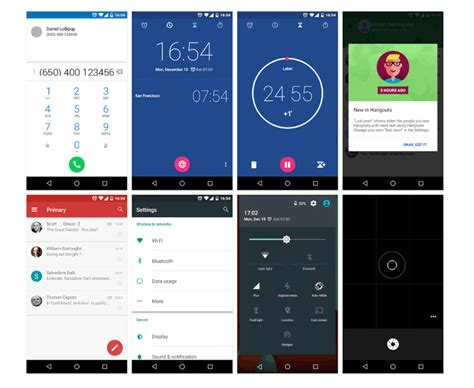 free website templates for android android lollipop ui design kit free psd download