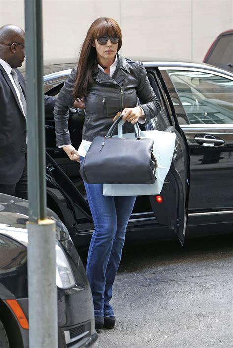 monica bellucci in jeans monica bellucci 2018 hair eyes feet legs style