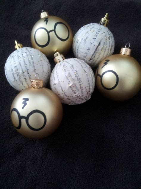 17 best ideas about harry potter ornaments on pinterest