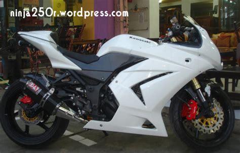 Modification 250 Cc by Kawasaki 250r Modification