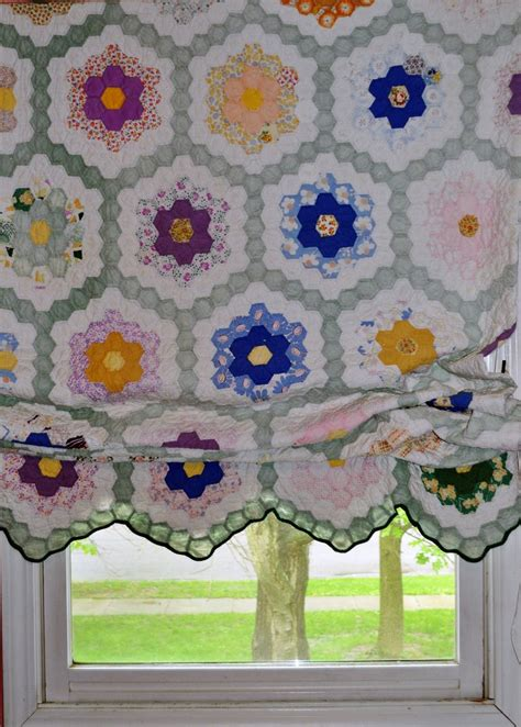 quilted window coverings pin by liz paxton harry on window treatments