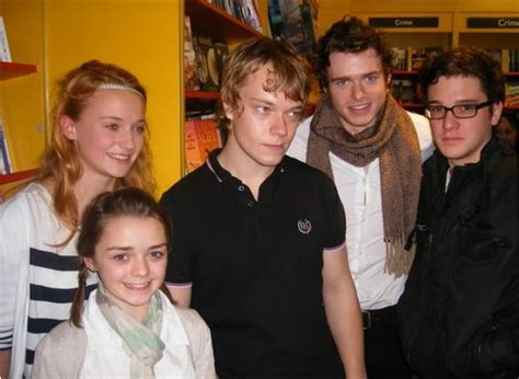 youngest actor game of thrones game of thrones this photo of cast members including kit