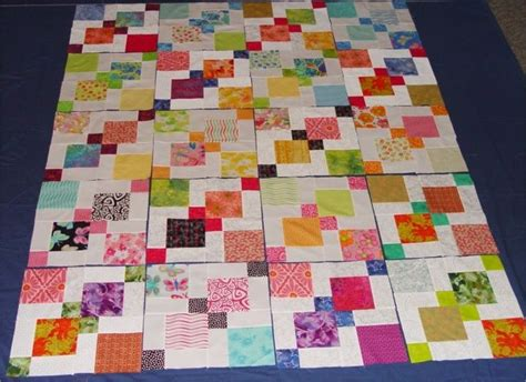 Nine Patch Quilt Tutorial by Disappearing Nine Patch Tutorial Quilt Inspiration