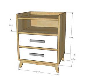 Ideas For Nightstand Height Design Stand Dimensions Home Remodeling And Renovation Ideas