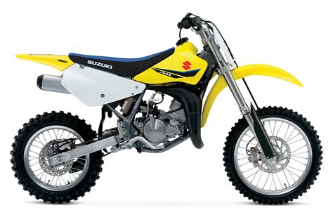 suzuki releases  models dirt bike magazine