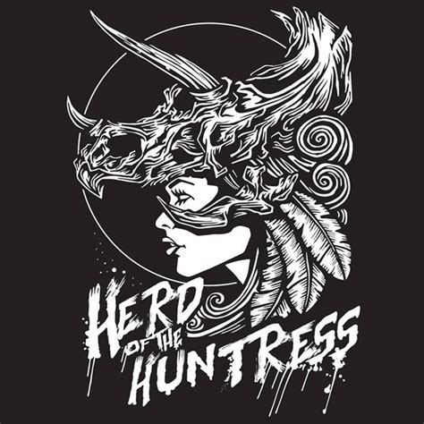 Of The Huntress herd of the huntress hothbandict