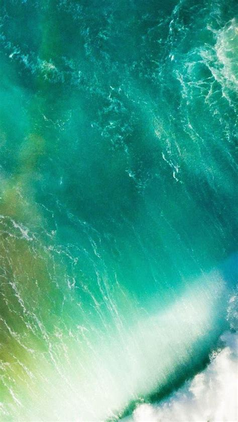 wallpaper apple wave wallpaper apple ios 10 4k 5k iphone wallpaper live