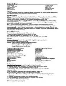 mechanical resume sales mechanical site