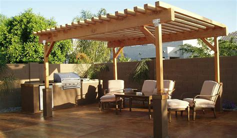 Outdoor Kitchen Arbor Outdoor Living Spaces Trusted Home Contractors