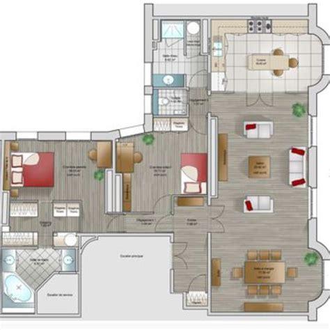 moderne terrasse 5177 14 plans pour moderniser un appartement c 244 t 233 maison