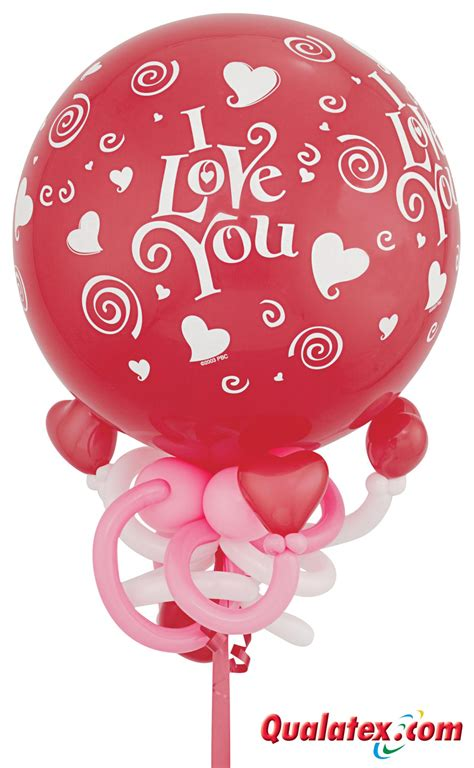 bouquets balloons valentines balloon deliveries
