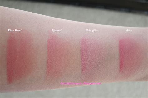 Nyx Blush beautiful canvas nyx blush review and swatches