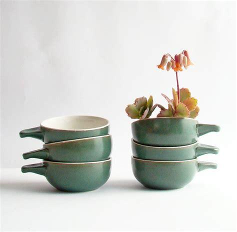 Ramekin Keramik 6 5cm Ramequin Ceramik Bowl mid century ramekins green ceramic bowls set of 6 ovenware
