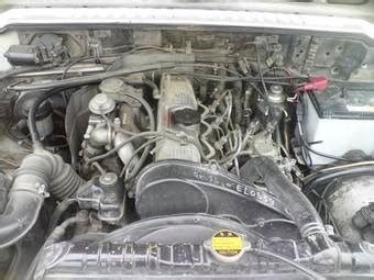 how do cars engines work 1987 mitsubishi pajero free book repair manuals 1987 mitsubishi pajero photos 2 5 diesel manual for sale