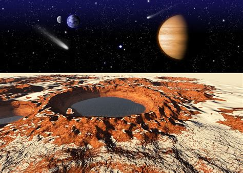 What's So Important About Finding Water on Mars? » Science ABC