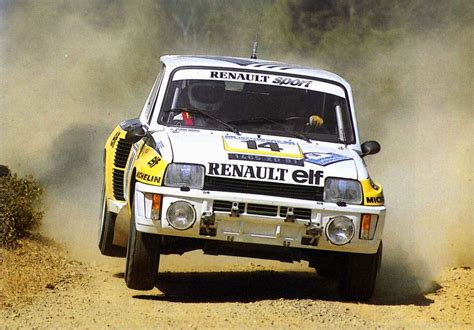 renault 5 turbo b renault 5 turbo tour de corse b 1983 racing cars